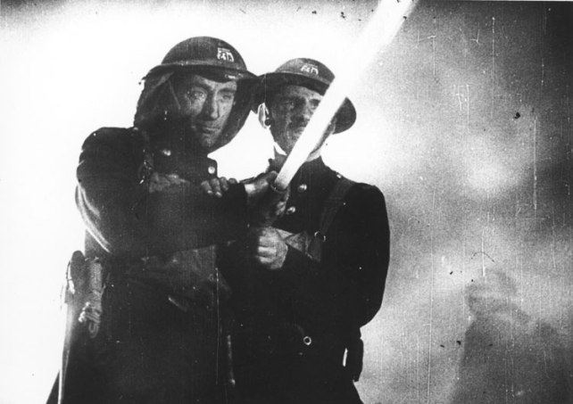Fires Were Started, 1943