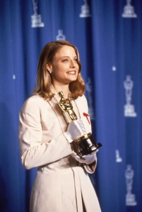 Jodie Foster At The Academy Awards